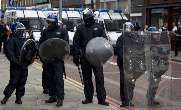 Survey Riot Restrictions Lower Uk Press Freedom Score