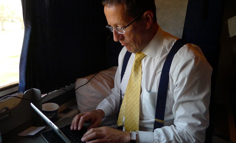 CNN American Quest Richard Quest