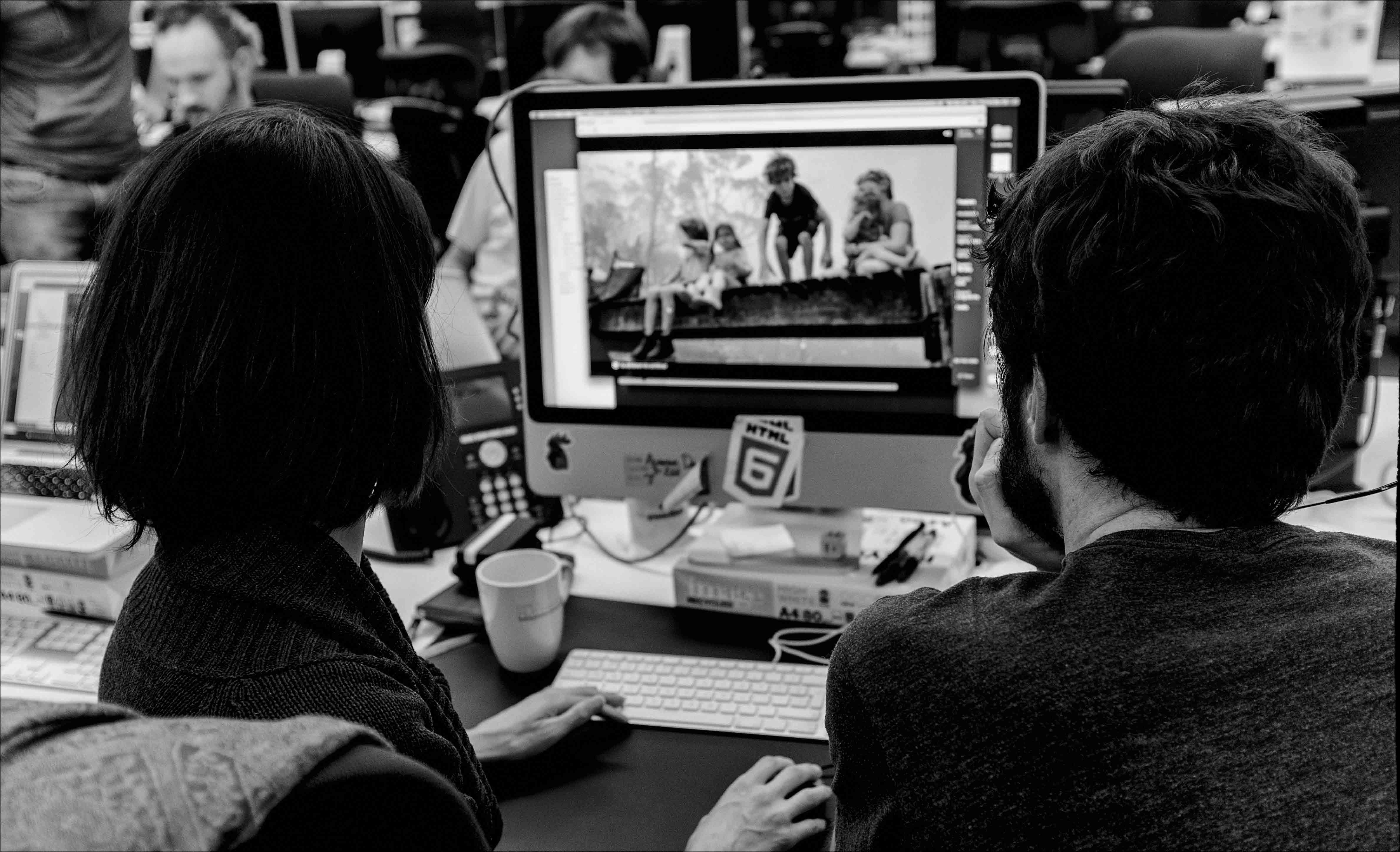How the Guardian built multimedia interactive Firestorm