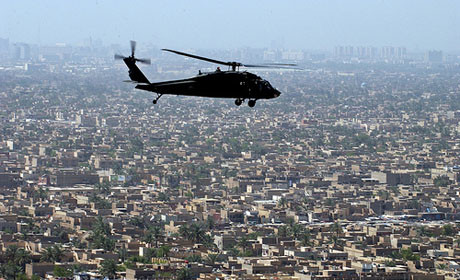 Helicopter Iraq
