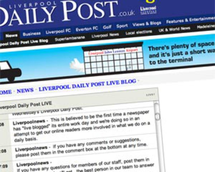 daily post online