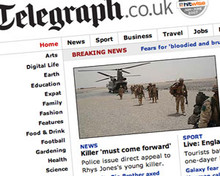 Telegraph and ITN extend video content deal | Media news