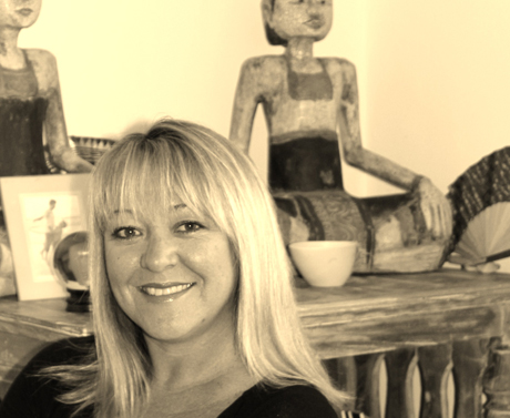 Anita Duffin, freelance journalist based in Bali