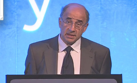 Lord Leveson address seminar