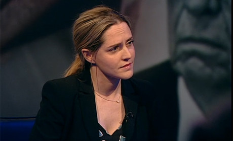Louise Mensch on Newsnight