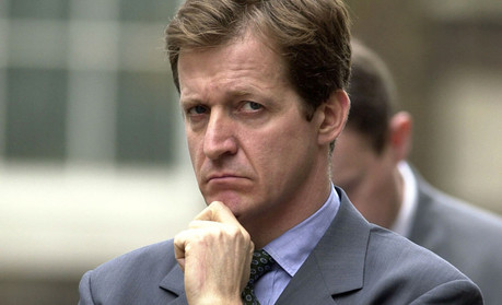 Alastair Campbell 2001