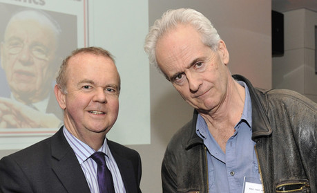 Ian Hislop and Nick Davies