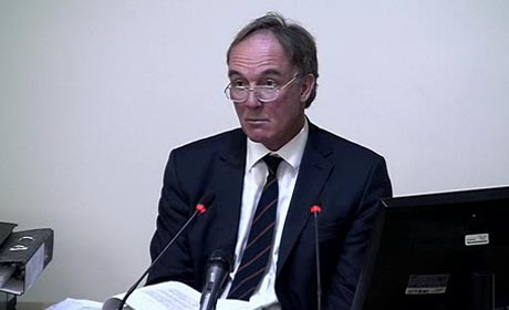 Tom Crone at Leveson inquiry
