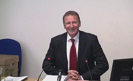 Gus O'Donnell at the Leveson inquiry