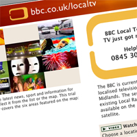 BBC Local TV