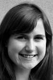 Judith Townend - news reporter